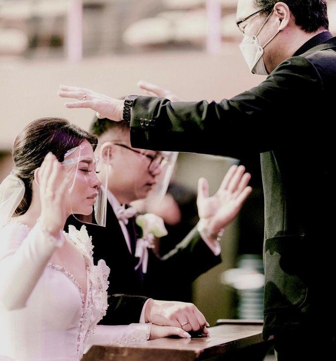 Mr. Christian & Mrs. Juventia Wedding by Ventlee Groom Centre - 009