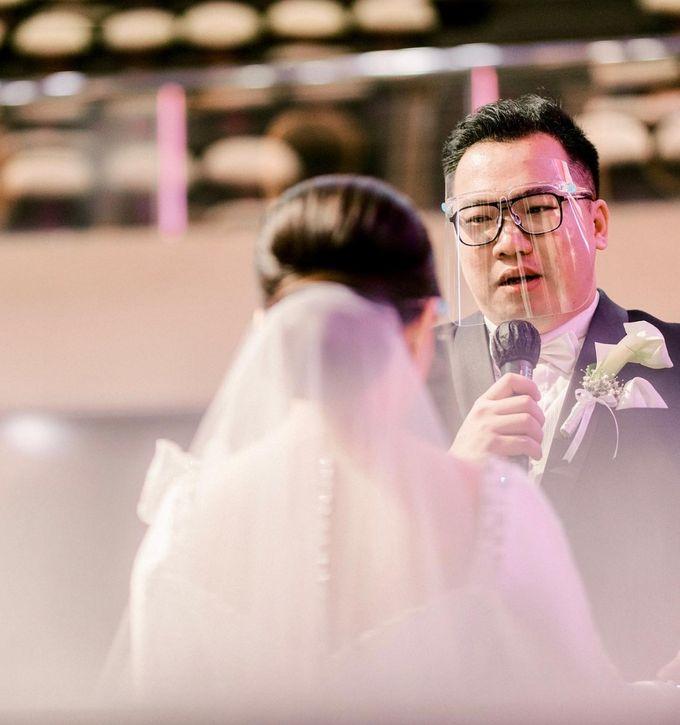 Mr. Christian & Mrs. Juventia Wedding by Ventlee Groom Centre - 005