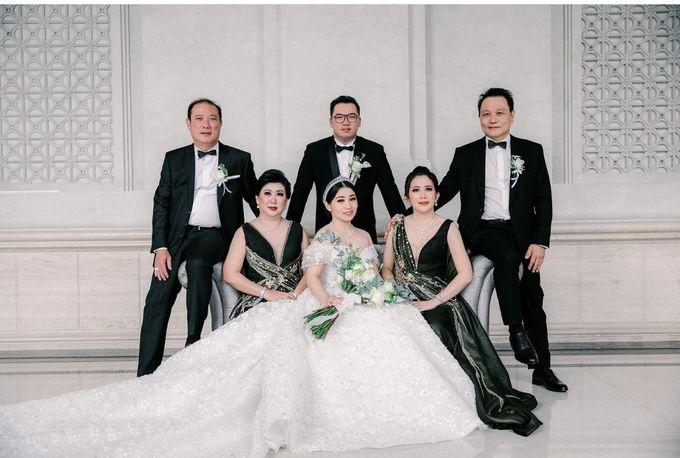 Mr. Christian & Mrs. Juventia Wedding by Ventlee Groom Centre - 003