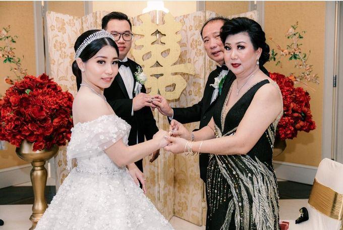 Mr. Christian & Mrs. Juventia Wedding by Ventlee Groom Centre - 007