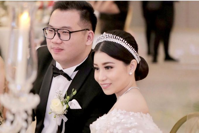 Mr. Christian & Mrs. Juventia Wedding by Ventlee Groom Centre - 002