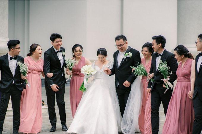 Mr. Christian & Mrs. Juventia Wedding by Ventlee Groom Centre - 011