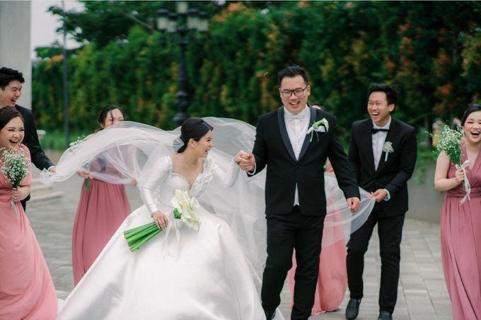 Mr. Christian & Mrs. Juventia Wedding by Ventlee Groom Centre - 012