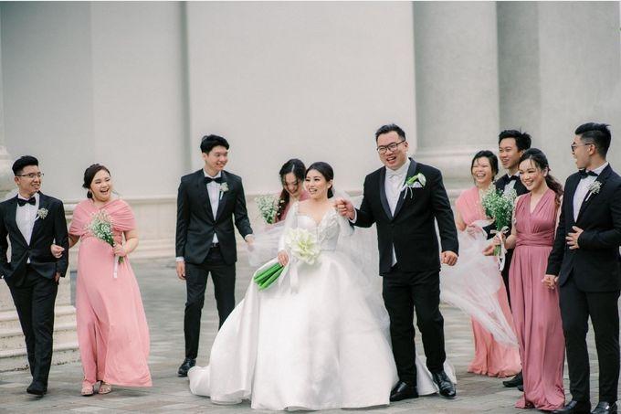Mr. Christian & Mrs. Juventia Wedding by Ventlee Groom Centre - 013