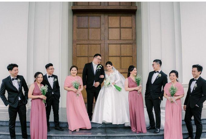 Mr. Christian & Mrs. Juventia Wedding by Ventlee Groom Centre - 014