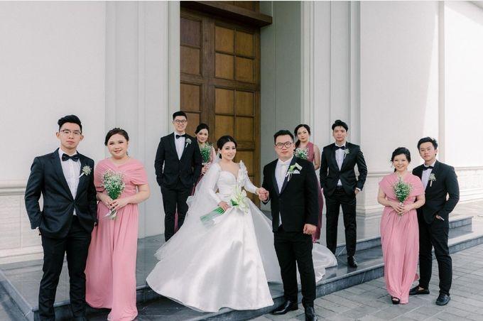 Mr. Christian & Mrs. Juventia Wedding by Ventlee Groom Centre - 010