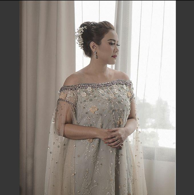 Marissa Outdoor Reception Dress by SARSA - 007