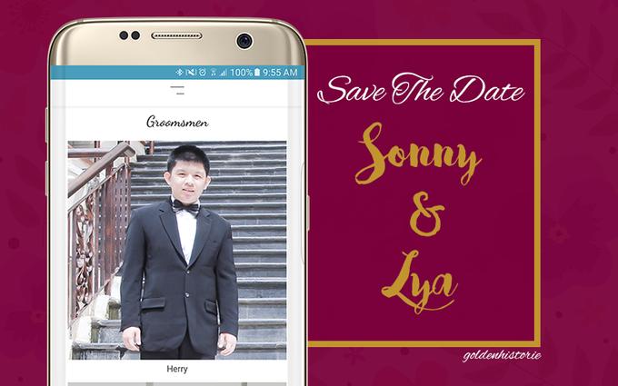Sonny & Lya by goldenhistorie - 004