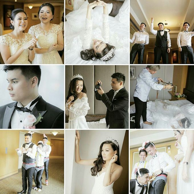 BRIDESMAIDS HAIRDO - INDAH by Priska Patricia Makeup - 003