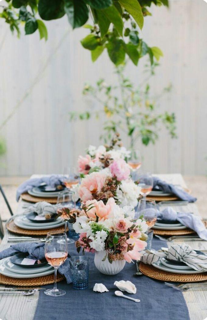 Dining Floral Arrangement by Dorcas Floral - 007