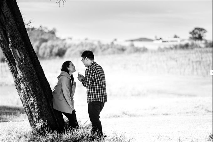 Pre-Wedding - Prenuptial - Engagement - Save the date - Couple by Alodia Oei Photography - 023