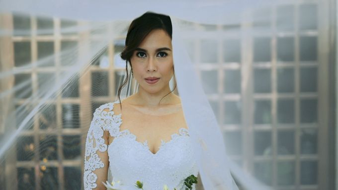 Julian and Princess Same Day Edit Wedding Video by Hizon's Catering - 001