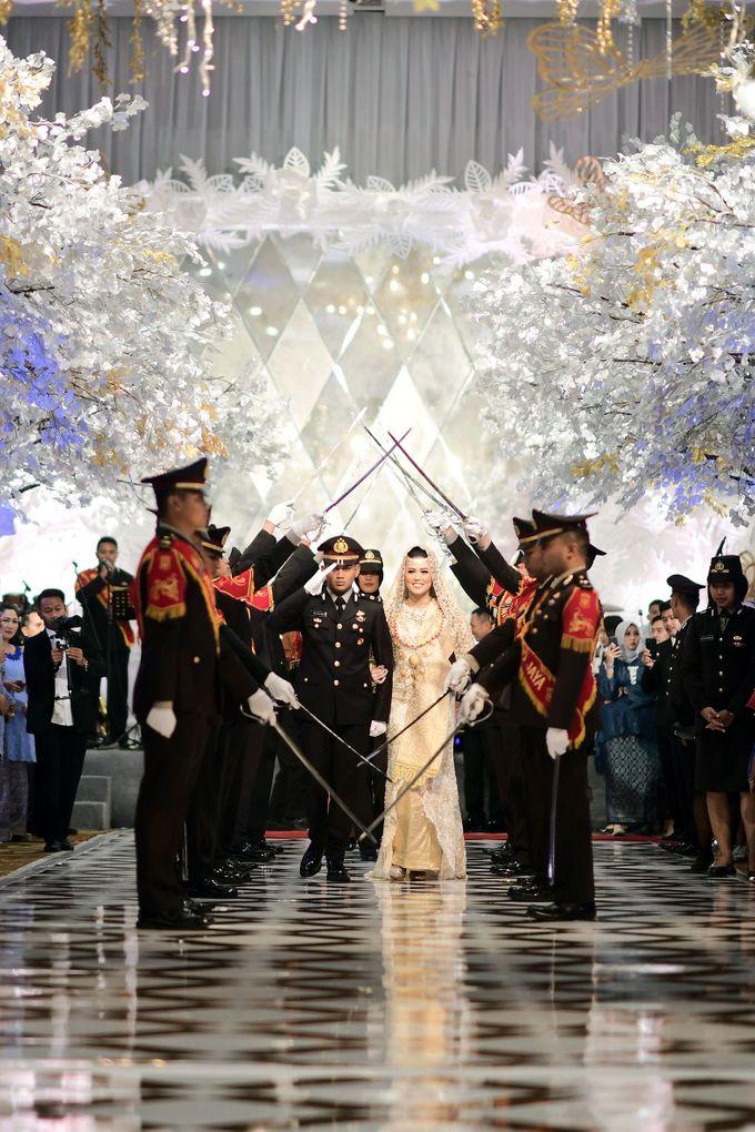The Wedding of  Astari & Rizkika by Soe&Su - 003