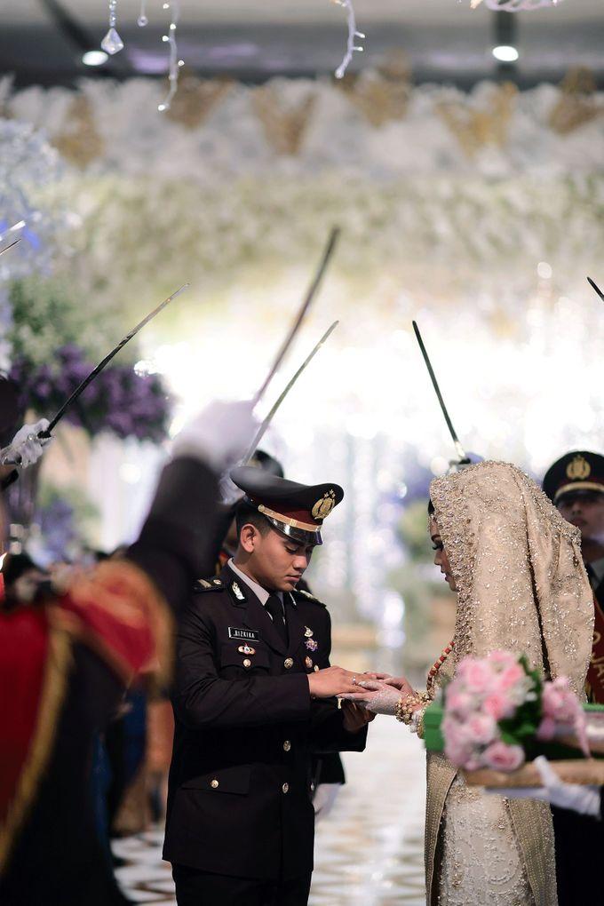 The Wedding of  Astari & Rizkika by Soe&Su - 004