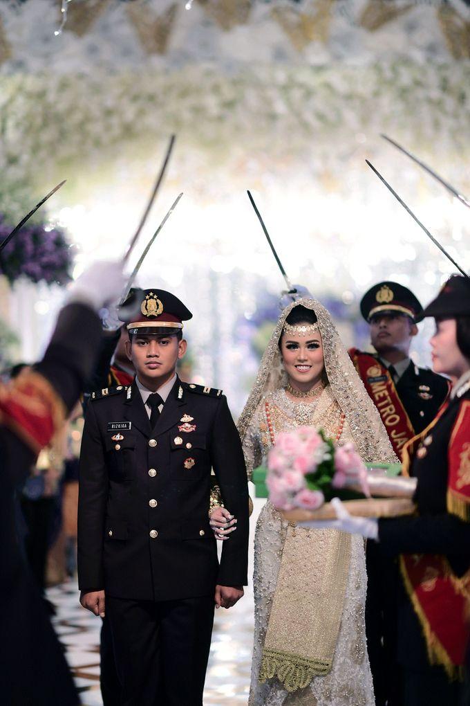 The Wedding of  Astari & Rizkika by Soe&Su - 005