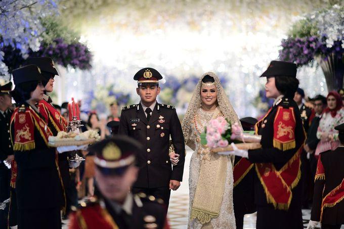 The Wedding of  Astari & Rizkika by Soe&Su - 007