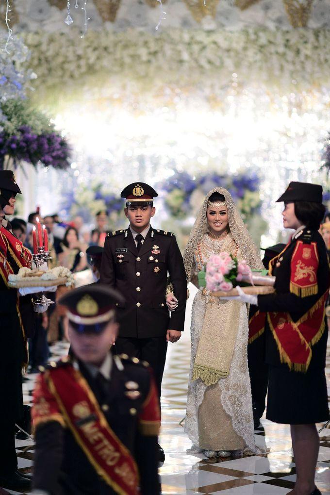 The Wedding of  Astari & Rizkika by Soe&Su - 008