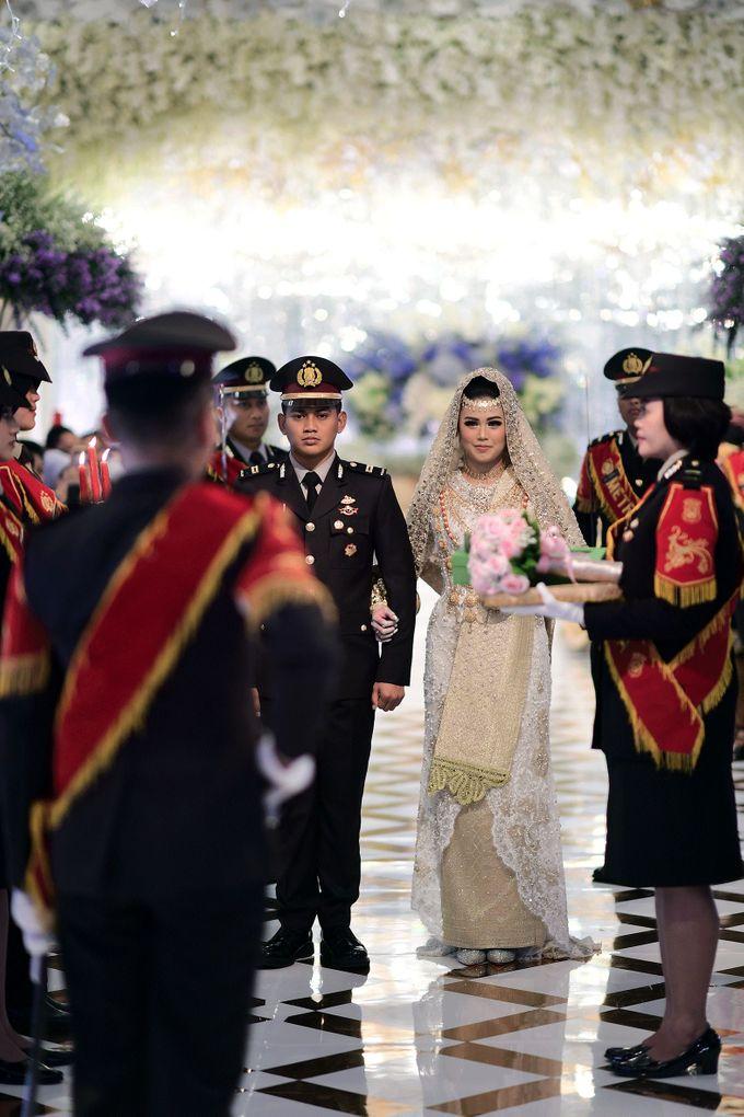 The Wedding of  Astari & Rizkika by Soe&Su - 009
