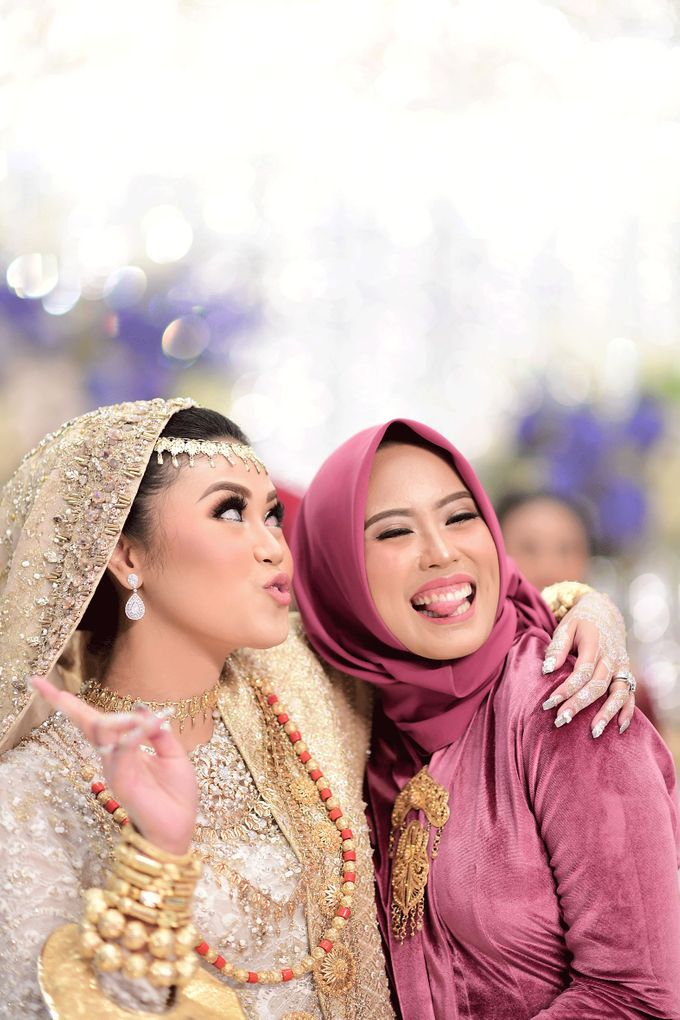 The Wedding of  Astari & Rizkika by Soe&Su - 015