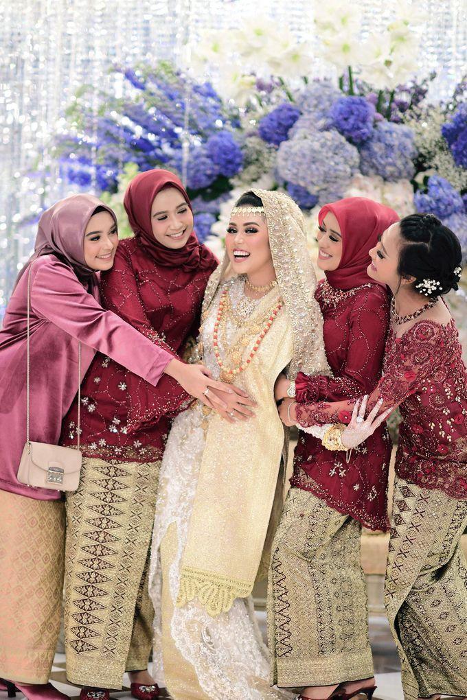 The Wedding of  Astari & Rizkika by Soe&Su - 019