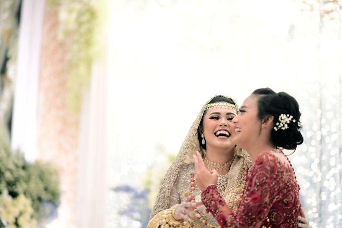 The Wedding of  Astari & Rizkika by Soe&Su - 021