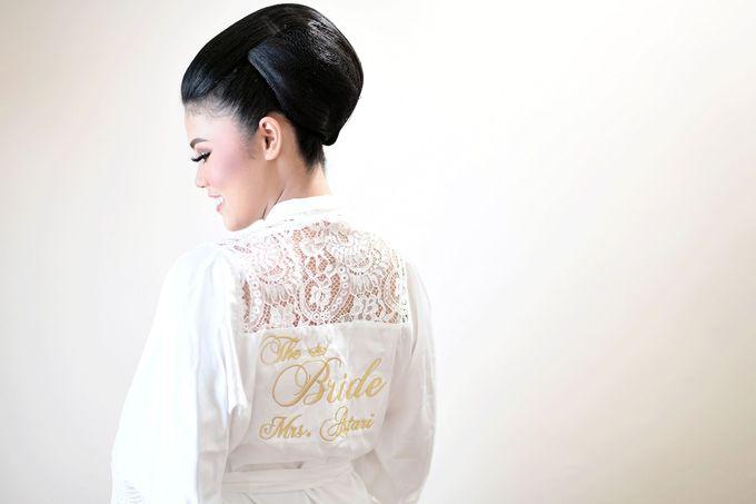 The Wedding of  Astari & Rizkika by Soe&Su - 034