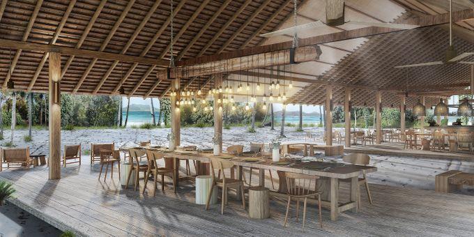 Hotel Facilities by Sheraton Belitung Resort - 005