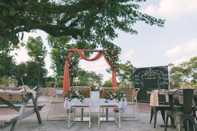 Little Island Brewing Co Wedding Day Photography by LITTLE ISLAND BREWING CO. - 007