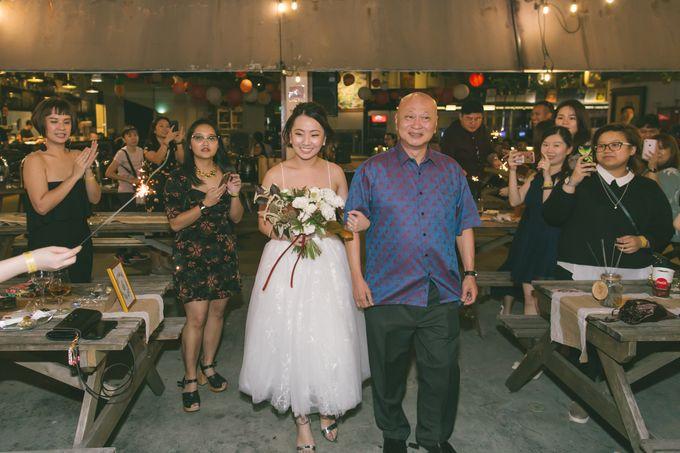 Little Island Brewing Co Wedding Day Photography by LITTLE ISLAND BREWING CO. - 022
