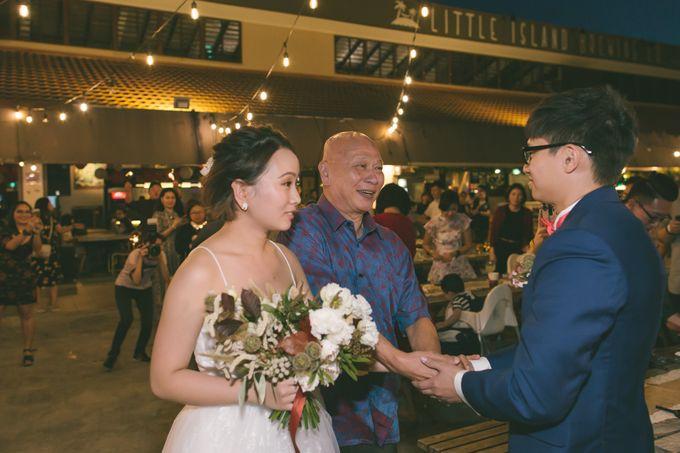 Little Island Brewing Co Wedding Day Photography by LITTLE ISLAND BREWING CO. - 023