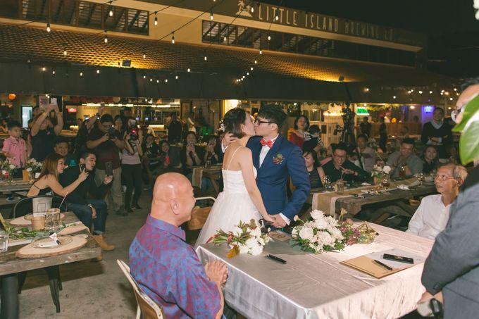 Little Island Brewing Co Wedding Day Photography by LITTLE ISLAND BREWING CO. - 035