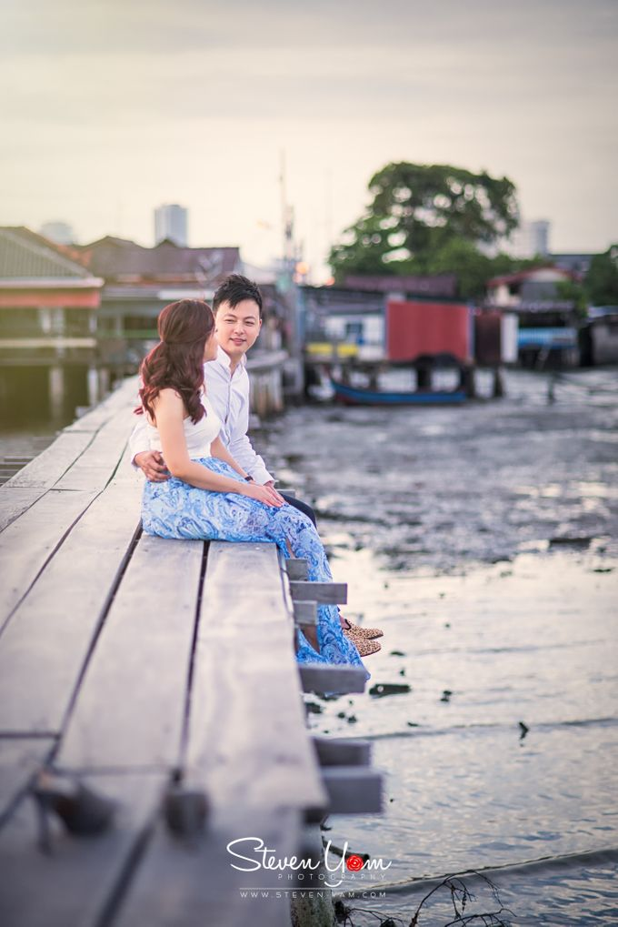 Pre Wedding & Couple Portraiture by Steven Yam Photography - 014