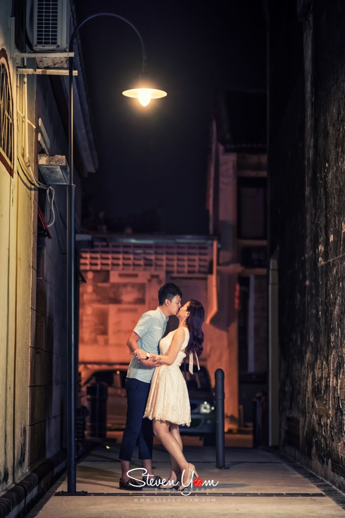 Pre Wedding & Couple Portraiture by Steven Yam Photography - 015