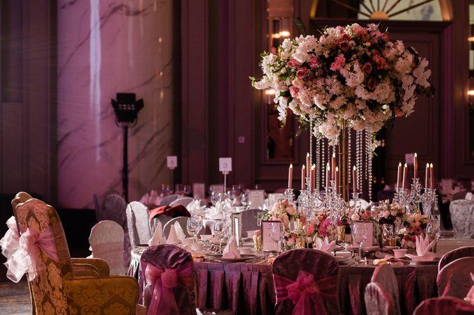 Sean & Mayyun    Elegant crystal in pastel champagne by Blissmoment - 004