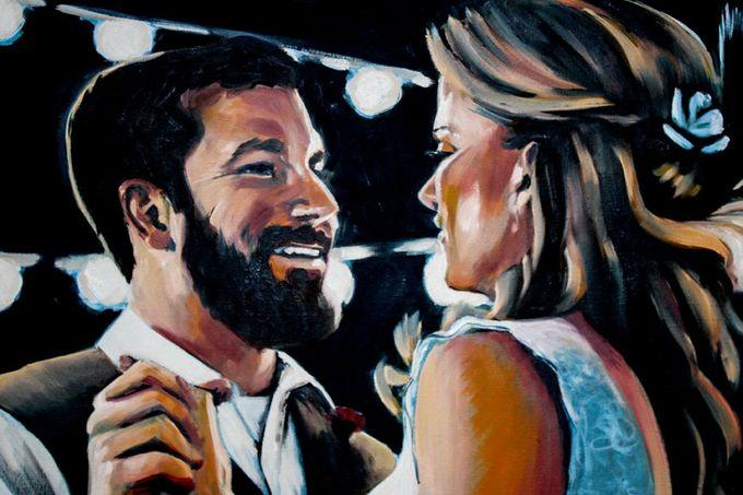 Live Wedding Art by TayloredArt - 006