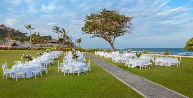 Wiwaha Wedding Venue by Hilton Bali Resort - 005