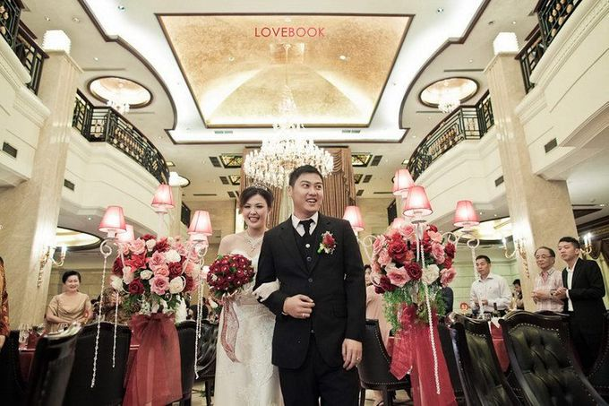 The Wedding of Sebastian & Laura by FIVE Seasons WO - 005