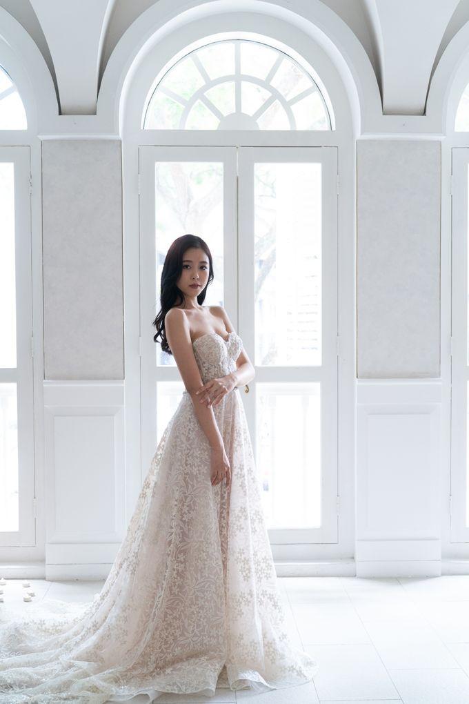 Bride Rui Min by Shino Makeup & Hairstyling - 006