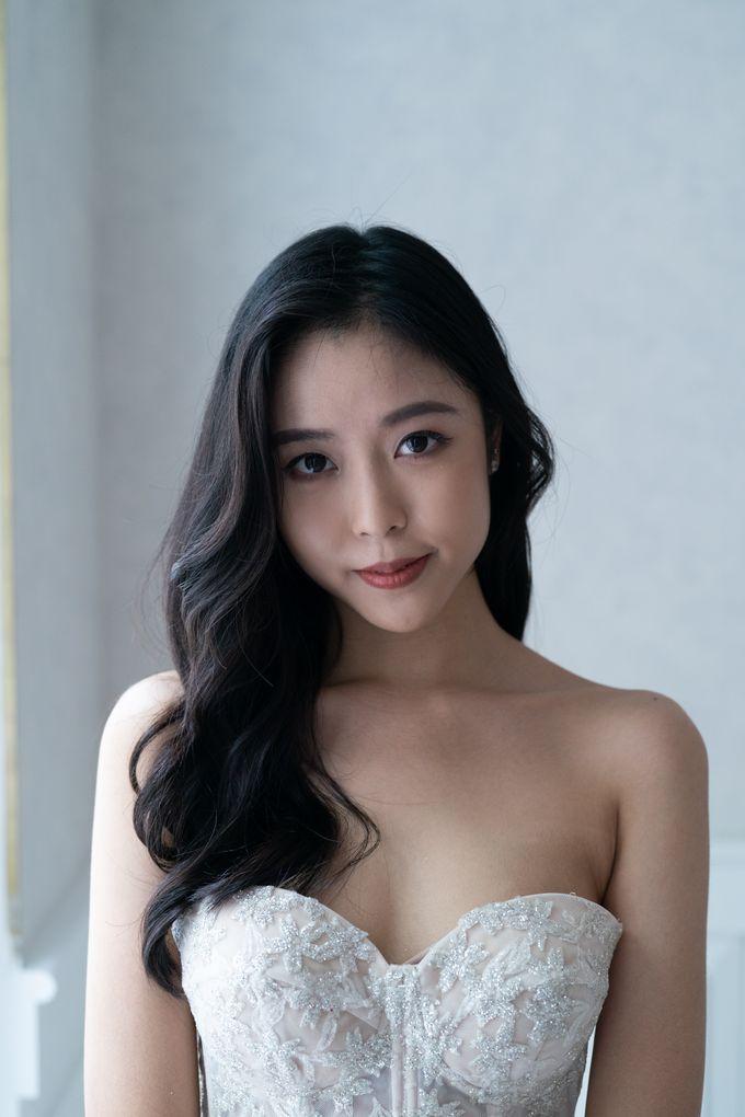 Bride Rui Min by Shino Makeup & Hairstyling - 007