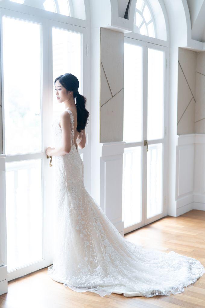 Bride Rui Min by Shino Makeup & Hairstyling - 003