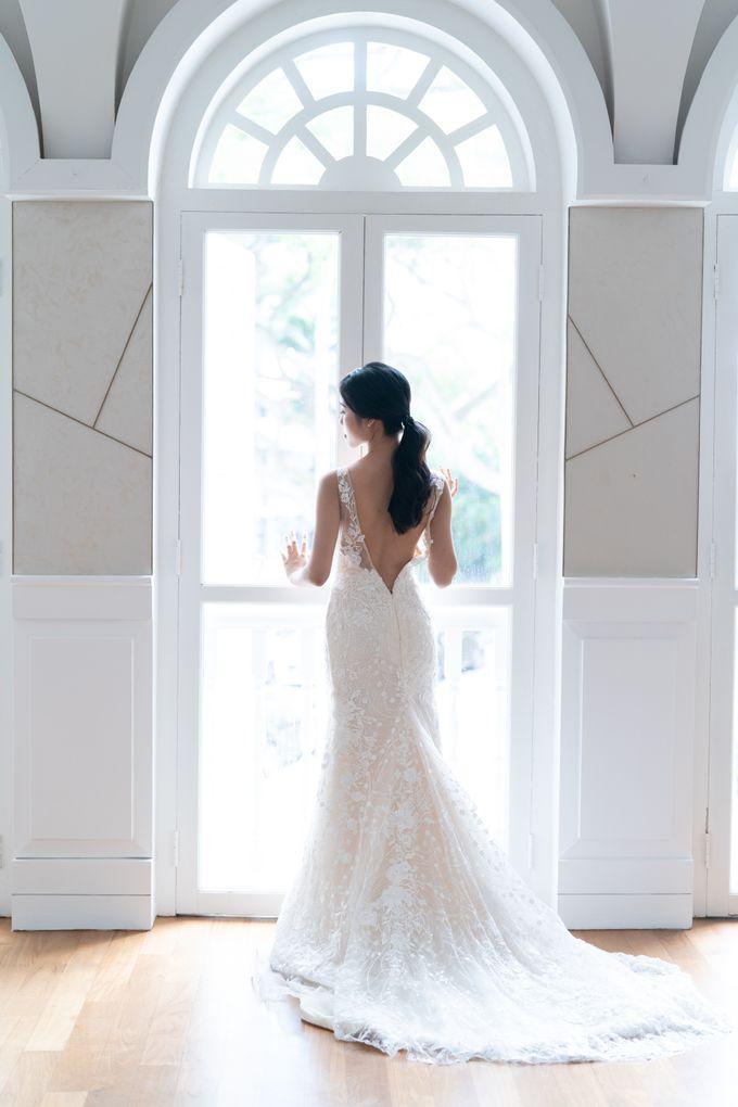 Bride Rui Min by Shino Makeup & Hairstyling - 002