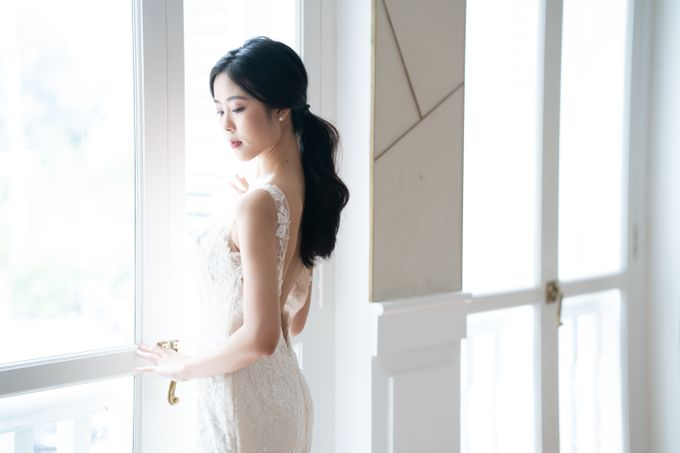 Bride Rui Min by Shino Makeup & Hairstyling - 001