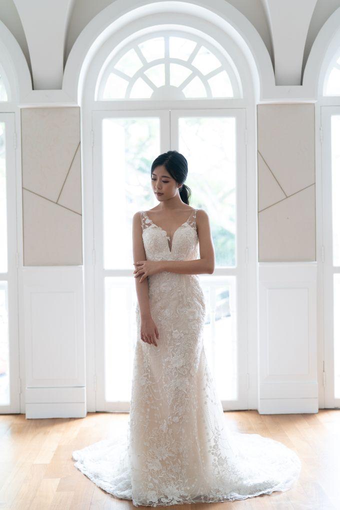 Bride Rui Min by Shino Makeup & Hairstyling - 005