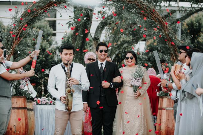 Ditya & Dimas by SEDJOLI WEDDING ORGANIZER - 003