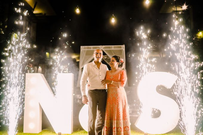 Seema & Nick by The Sakala Resort Bali - 030