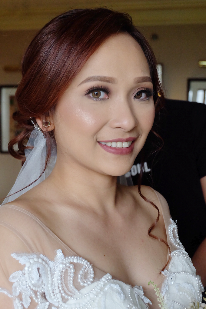 Bride Amelia by SEKA Makeup Artist - 001
