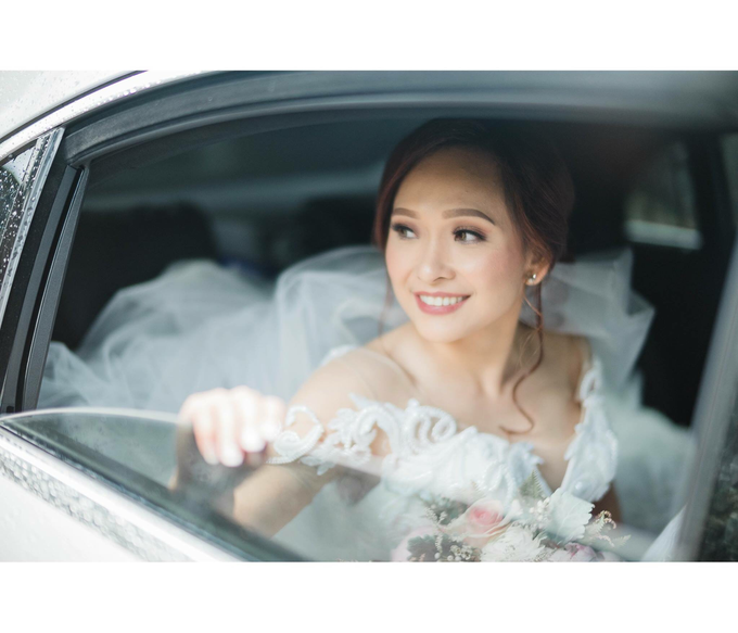 Bride Amelia by SEKA Makeup Artist - 004