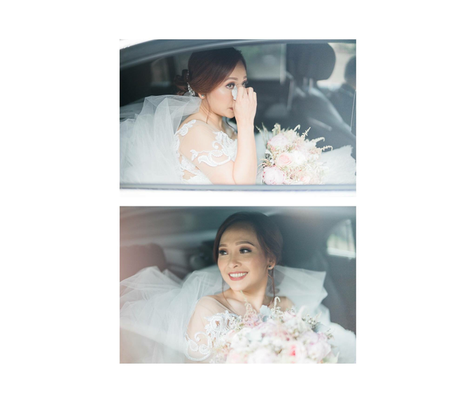 Bride Amelia by SEKA Makeup Artist - 006