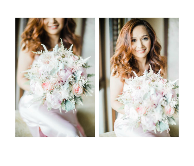 Bride Amelia by SEKA Makeup Artist - 013