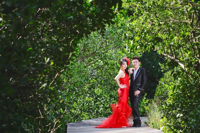 Ronald & Debbie by Royal Photography - 010